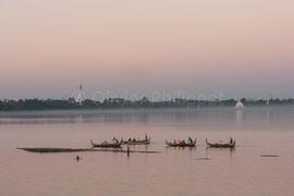 Birmanie - Amarapura © Olivier Philippot