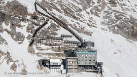 Umweltforschungsstation Schneefernerhaus