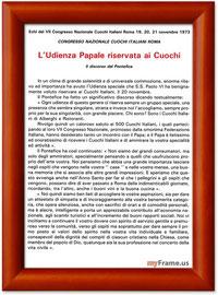discorso del Pontefice.