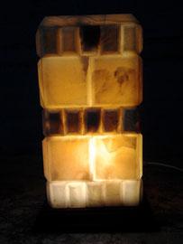 lampara de onix, precio de lamparas de onix, fabricacion de lamparas de onix, venta de lamparas de onix