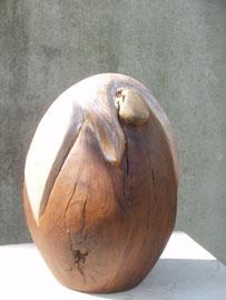 ange gardien - chêne cérusé