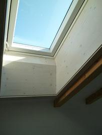 Dachfensterbekleidung