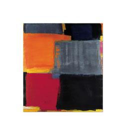 2002, Pigmente und Binder auf Leinwand, 200 x 180 cm