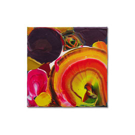 2007, Acryl auf Leinwand, 20 x 20 cm