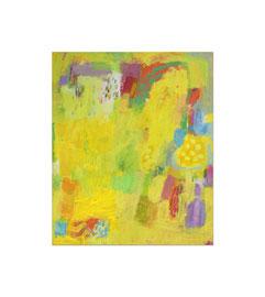 2012, Pigmente und Binder auf Leinwand, 150 x 125 cm
