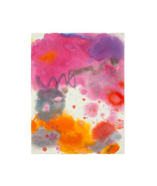 Aquarell auf Büttenpapier / 2021 / 66 x 51 cm