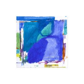 Aquarell, 2013, 30 x 30 cm
