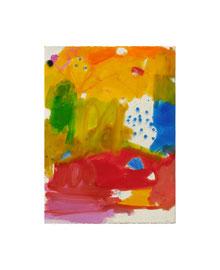Aquarell auf Büttenpapier / 2020 / 76 x 56 cm