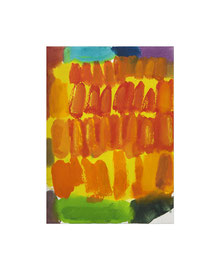 Aquarell, 2013,  33 x 23,5 cm