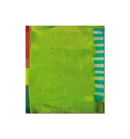 2002, Pigmente und Binder auf Leinwand, 155 x 140 cm