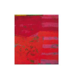2006, Pigmente und Binder auf Leinwand, 180 x 160 cm