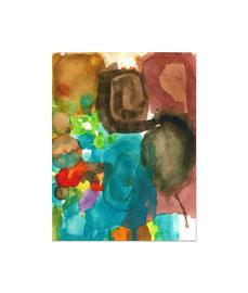 Aquarell, 2012, 25 x 19 cm