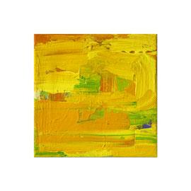 2011, Pigmente und Binder auf Leinwand, 30 x 30 cm