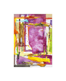 Aquarell, 2013,  40,5 x 29,5 cm