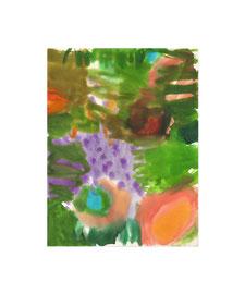 Aquarell auf Büttenpapier / 2020 / 44,5 x 34 cm