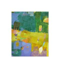 2013, Pigmente und Binder auf Leinwand, 150 x 125 cm
