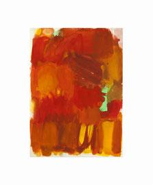 Aquarell auf Büttenpapier / 2020 / 39 x 28 cm