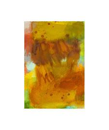 Aquarell auf Büttenpapier / 2020 / 38 x 26 cm