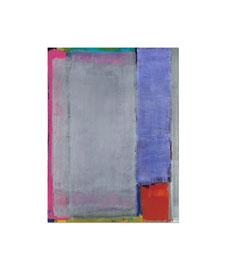 2001, Pigmente und Binder auf Leinwand, 180 x 135 cm