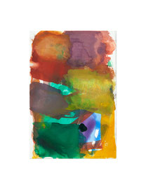 Aquarell auf Büttenpapier / 2020 / 28 x 19 cm