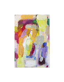 2012, Pigmente und Binder auf Leinwand, 150 x 100 cm