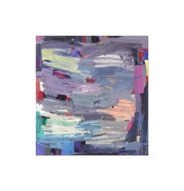 2015, Pigmente und Binder auf Leinwand, 160 x 150 cm