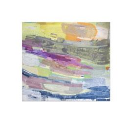 2014, Pigmente und Binder auf Leinwand, 180 x 200 cm