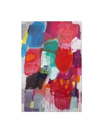 2013, Pigmente und Binder auf Leinwand, 150 x 100 cm
