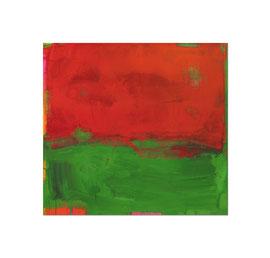 2002, Pigmente und Binder auf Leinwand, 160 x 170 cm