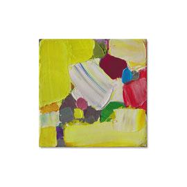 2006, Acryl auf Leinwand, 20 x 20 cm