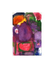 Aquarell, 2010,  24 x 16 cm