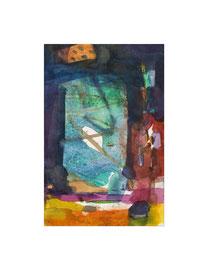 Aquarell, 2013,  29,5 x 19,5 cm