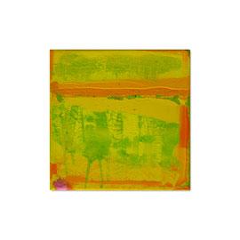 2008, Acryl auf Leinwand, 20 x 20 cm