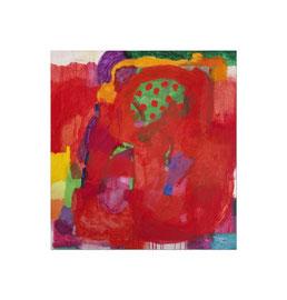 2012, Pigmente und Binder auf Leinwand, 150 x 140 cm