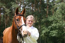 Bianca mit Lischka