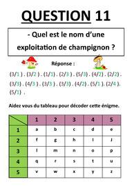 Champignonnière