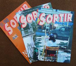 4 - Guides trimestriels des Arts, de la Culture et des Spectacles  (1998 - 2000)