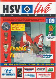 08.12.1995 Nr.9 HSV-Eintracht Frankfurt