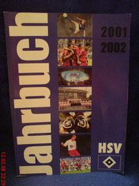 HSV-Jahrbuch 2001/2002