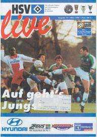 27.03.1998 Nr.14 HSV-Werder Bremen