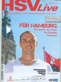 Nr.1 21.08.2010 HSV-Schalke