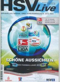 16.01.2010 Nr.10 HSV-SC Freiburg