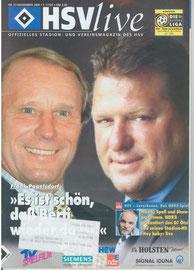 18.11.2000 Nr.7 HSV-Bayer Leverkusen