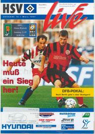 02.03.1997 Nr.10 HSV-Hansa Rostock