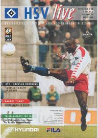 18.04.1999 Nr.14 HSV-Borussia Dortmund