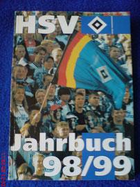 HSV-Jahrbuch Saison 1998/1999