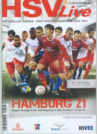 Nr.7 27.11.2010 HSV-VFB Stuttgart