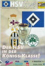 06.09.2000 Nr.2 HSV-Werder Bremen