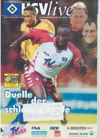11.03.2001 Nr.12 HSV-Stuttgart