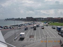 Der Hafen in Wyk auf Föhr